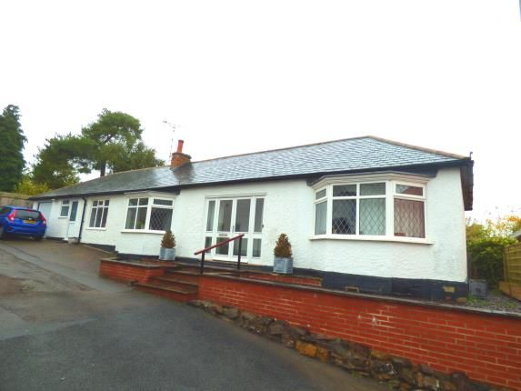 Thumbnail Bungalow for sale in High Street, Leicestershire