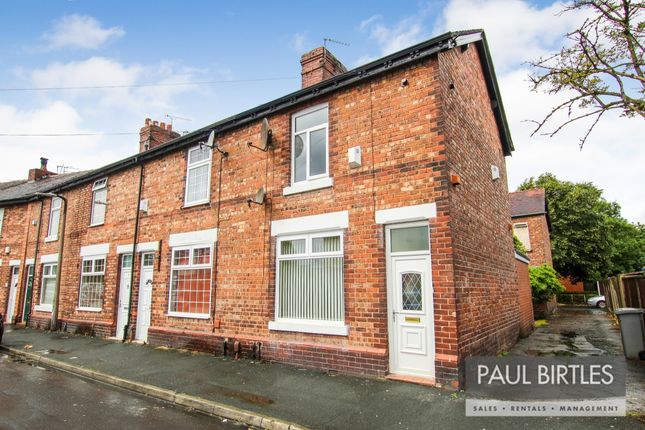Thumbnail End terrace house to rent in Hancock Street, Stretford