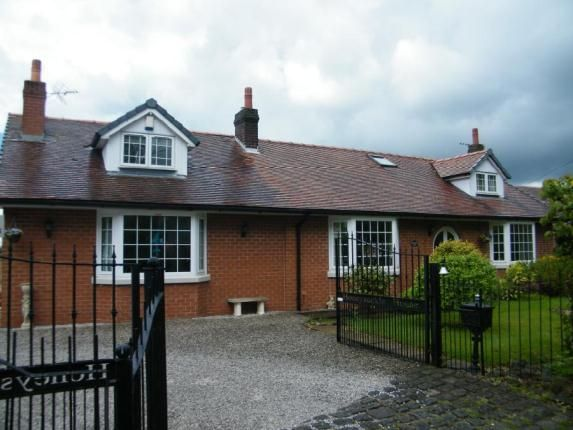 Thumbnail Detached bungalow for sale in Croston Lane, Chorley, Lancashire