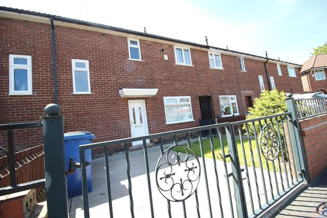 3 bed mews house for sale in Brindale Road, Bredbury, Stockport