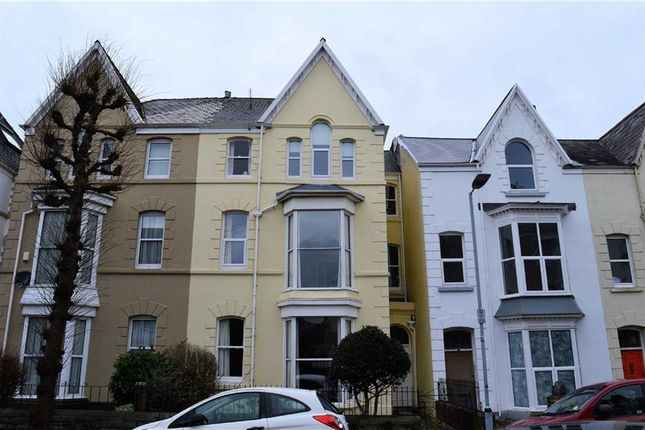 Thumbnail Terraced house for sale in Eaton Crescent, Swansea