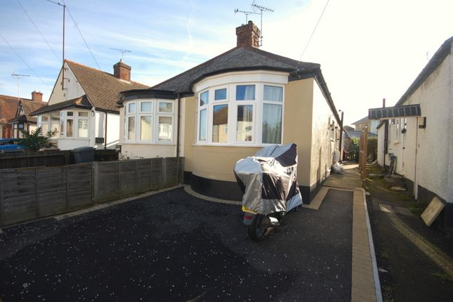 Thumbnail Semi-detached bungalow for sale in Bruce Grove, Chelmsford