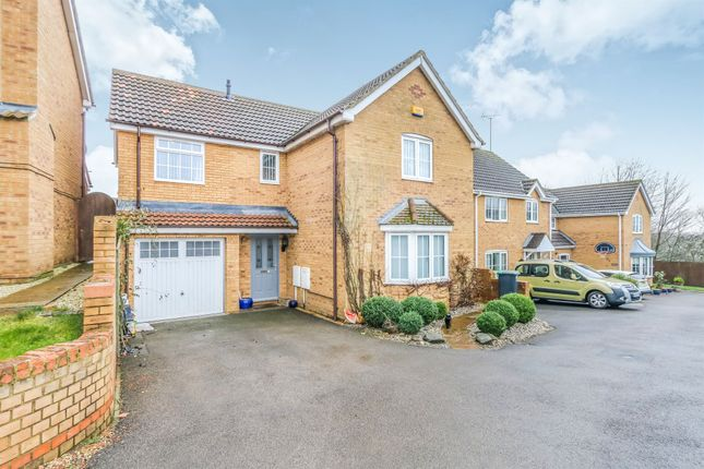 Thumbnail Detached house for sale in Larkin Gardens, Higham Ferrers, Rushden
