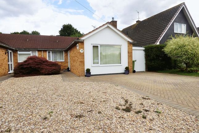Thumbnail Semi-detached bungalow for sale in Sussex Gardens, Hucclecote, Gloucester