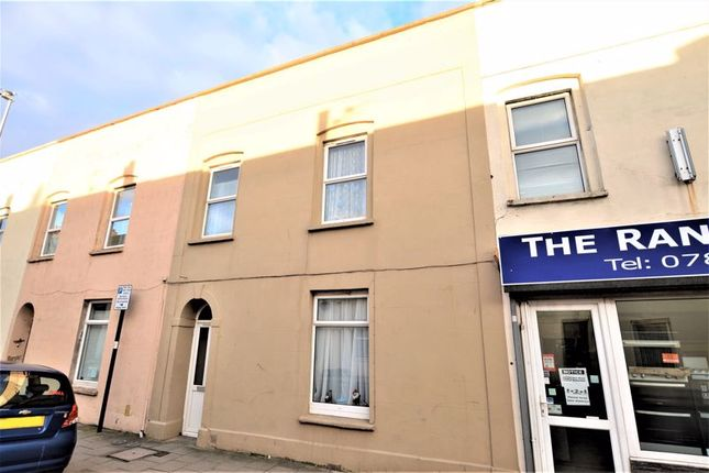 Thumbnail Block of flats for sale in Alfred Street, Weston-Super-Mare, North Somerset