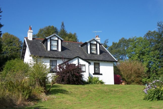 Thumbnail Detached house for sale in Hafton House Tighnabruaich, Tighnabruaich PA212Bd