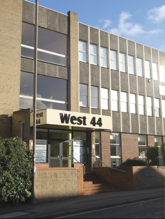 Office to let in 44-60 Richardshaw Lane, Pudsey, Leeds, West Yorkshire