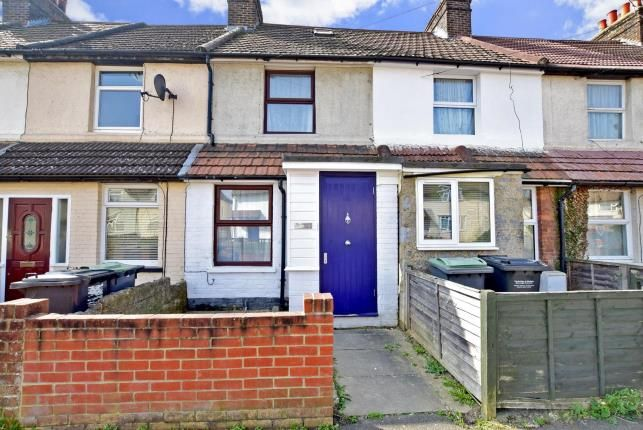 Thumbnail Terraced house for sale in Nelson Avenue, Tonbridge, Kent