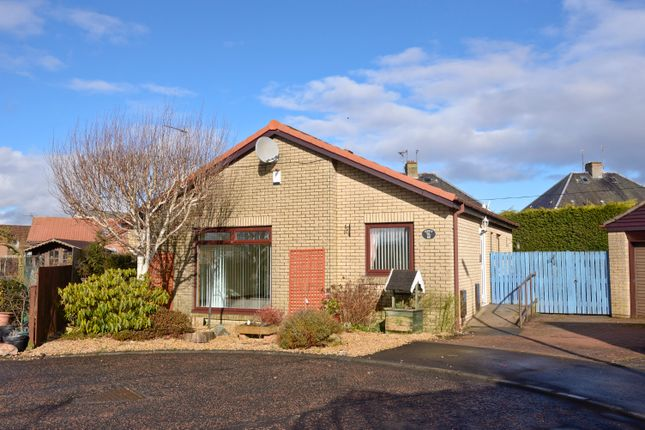 Thumbnail Bungalow for sale in Montgomery Way, Kinross