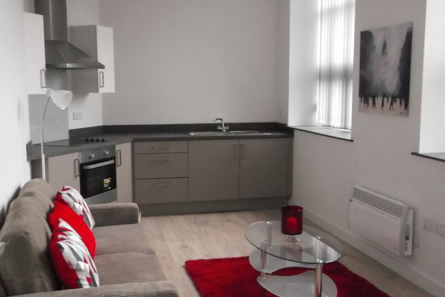 Thumbnail Flat to rent in 2 Mill Street, City Centre, Bradford