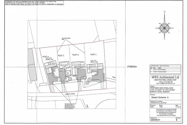 Land for sale in Barway, Ely