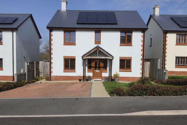 4 bed detached house for sale in Ashford Park, Crundale, Haverfordwest SA62
