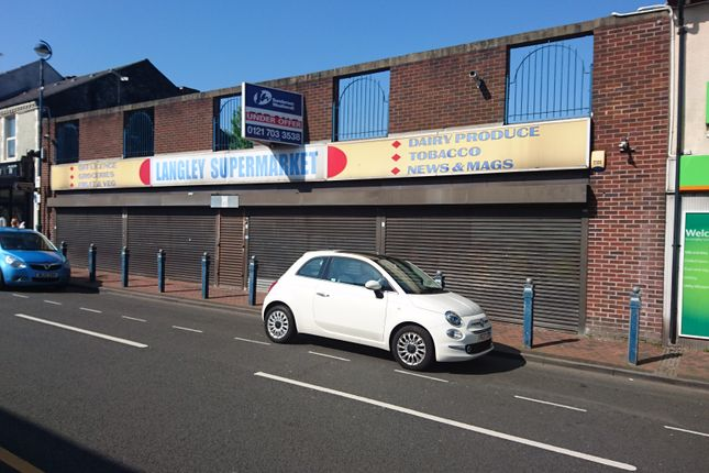 Thumbnail Restaurant/cafe to let in Langley High Street, Oldbury