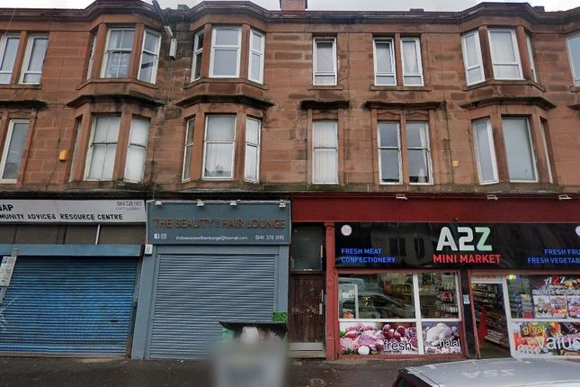Thumbnail Flat for sale in 1/2, 369 Paisley Road West, Glasgow