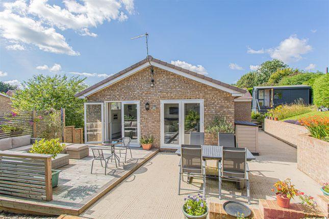 Thumbnail Detached bungalow for sale in Brakspear Drive, Corsham