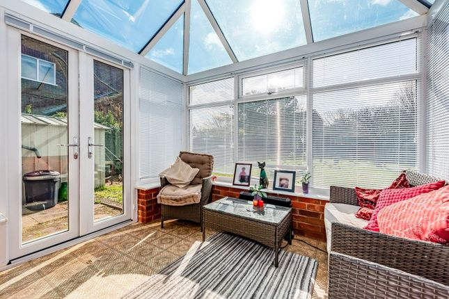 Thumbnail Bungalow for sale in Colbeck, Church Crookham