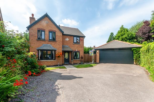 4 bed detached house for sale in Rosemary Drive, Newton-Le-Willows WA12