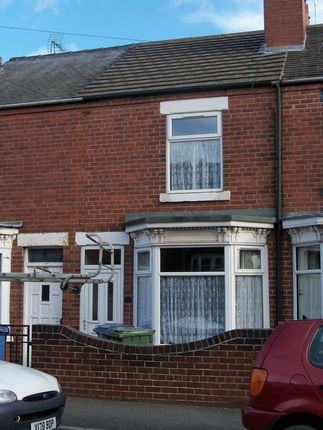 Thumbnail Terraced house to rent in Yorke Street, Mansfield Woodhouse, Mansfield