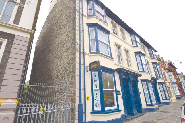 Thumbnail Flat to rent in Flat 2, Maisonette, 4 Baker Street, Aberystwyth, Ceredigion