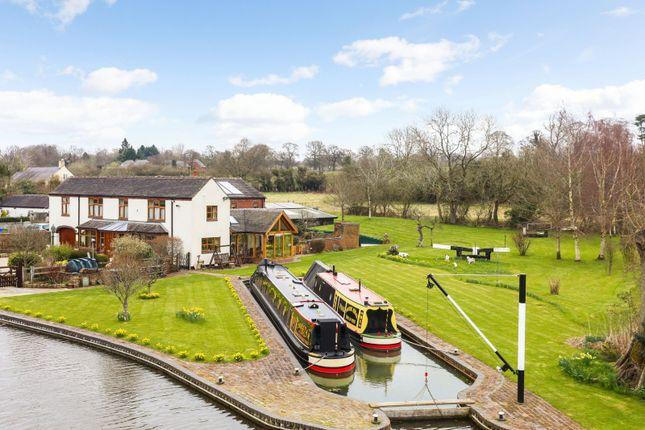 Thumbnail Property for sale in The Boatyard, Boatyard Lane, Barlaston, Stoke-On-Trent