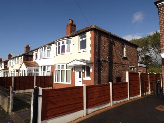 Thumbnail Semi-detached house for sale in Mornington Crescent, Manchester, Greater Manchester