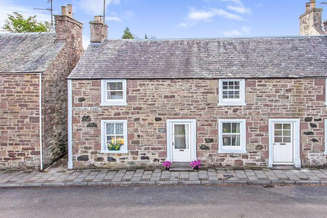Thumbnail Semi-detached house for sale in Greenbrae East, Pitkellony Street, Muthill