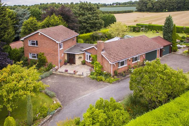 Thumbnail Detached house for sale in Old Blyth Road, Ranby, Retford