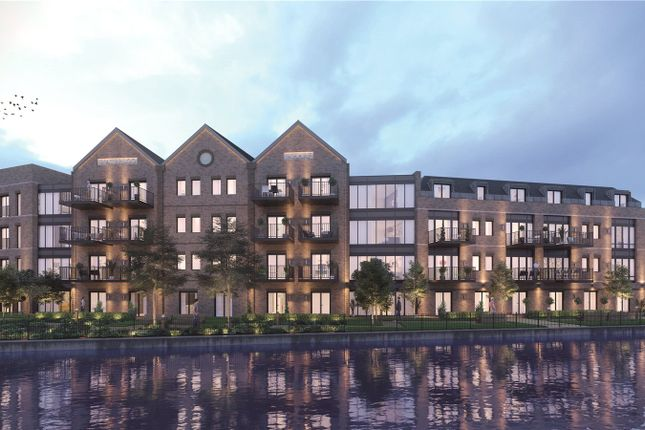 Thumbnail Flat for sale in Waterloo Wharf, Waterloo Road, Uxbridge, Middlesex