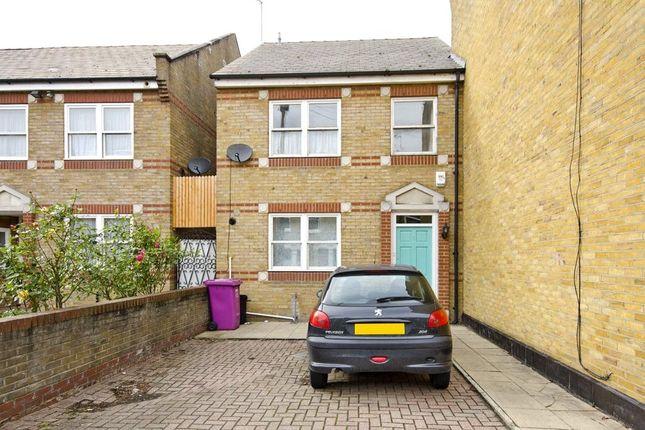 Thumbnail Property to rent in Louisa Gardens, London