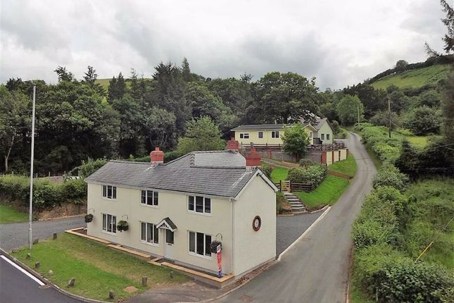 Thumbnail Detached house for sale in Cemmaes Road, Machynlleth