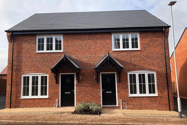2 bedroom semi-detached house for sale in Burton Road, Lichfield