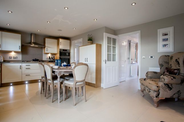 """Thumbnail Detached house for sale in """"Flaxman House"""" at Wedgwood Drive, Barlaston, Stoke-On-Trent"""