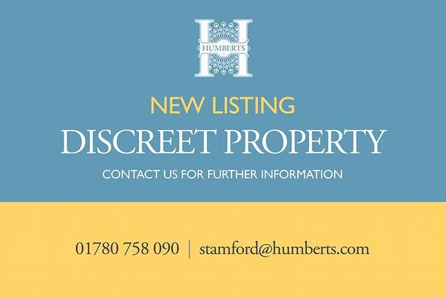 Thumbnail Detached house for sale in Barrowden, Barrowden, Rutland