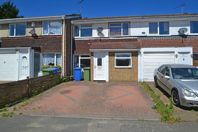 Thumbnail Terraced house to rent in Three Bedroom House, Sunnybank, Sittingbourne, Kent.