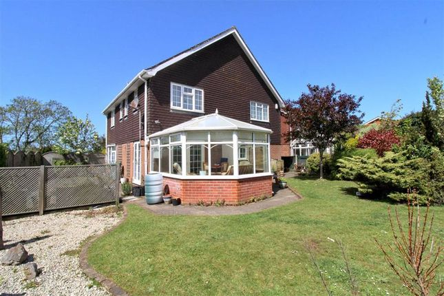 Thumbnail Detached house for sale in Bydown, Seaford, East Sussex