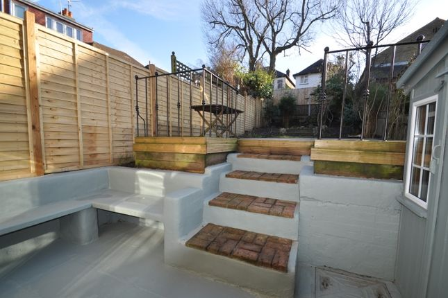 Thumbnail Property to rent in Eversley Road, London