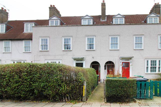 Front of Lordship Lane, London N17