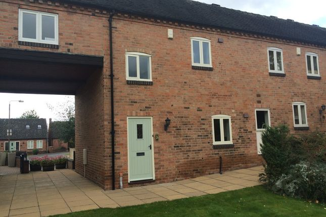 Thumbnail Cottage to rent in Foxes Walk, Allestree, Derby