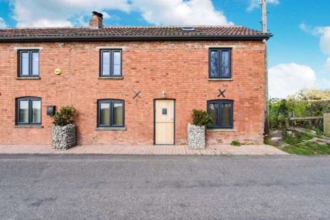 Thumbnail Semi-detached house for sale in Godney, Wells, Somerset