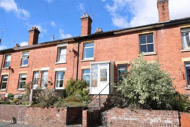 Thumbnail Terraced house for sale in Smallbrook Road, 6 Alpine Terrace, Ross-On-Wye