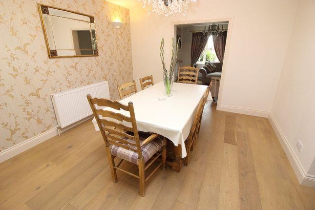 Dining Room of Bank Cottages, Nettlestead Green ME18