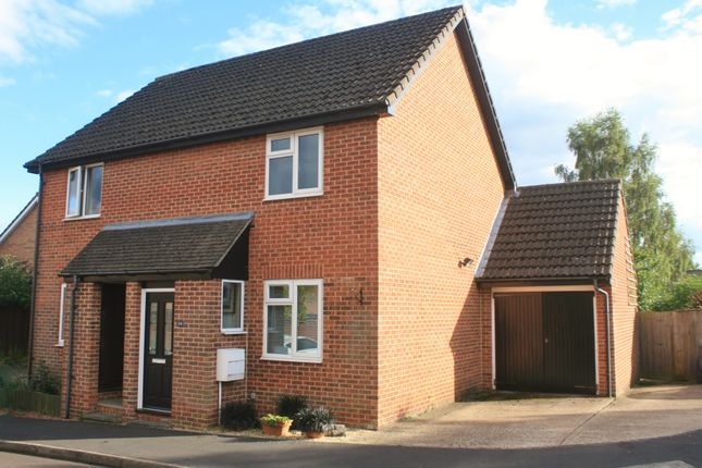 Thumbnail Semi-detached house to rent in Merlin Close, Bishops Waltham, Southampton