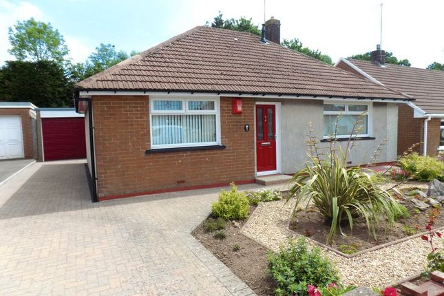 Thumbnail Bungalow for sale in Lon Uchaf, Caerphilly