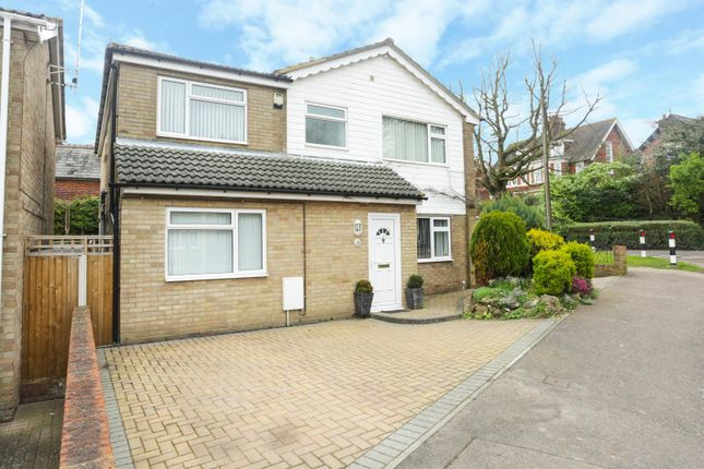 Thumbnail Detached house for sale in The Glen, Shepherdswell, Dover