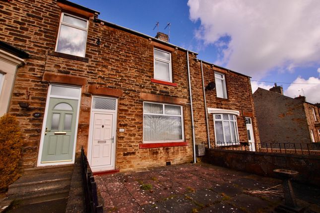 Thumbnail Terraced house to rent in Durham Road, Leadgate