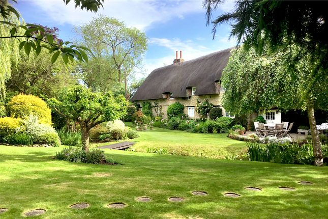 Thumbnail Detached house for sale in West Edge, Marsh Gibbon, Bicester, Oxfordshire