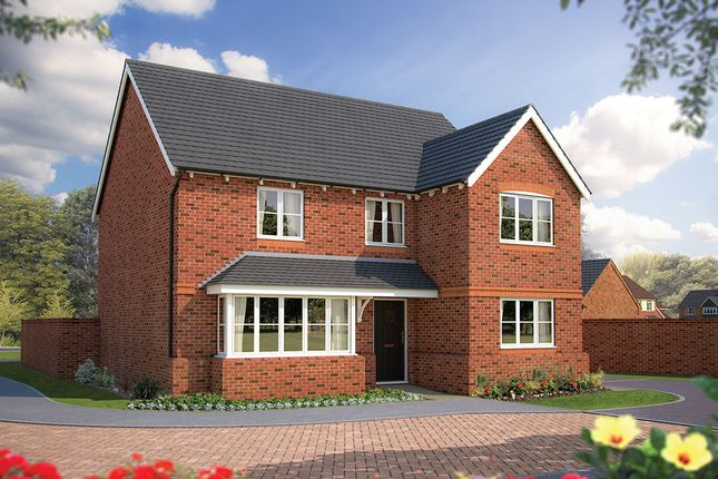 """Thumbnail Detached house for sale in """"The Chester"""" at The Poppies, Meadow Lane, Moulton, Northwich"""