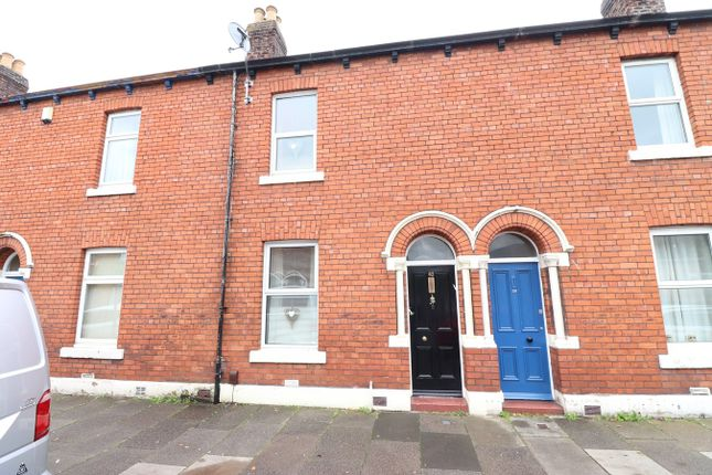 Terraced house for sale in Fusehill Street, Carlisle