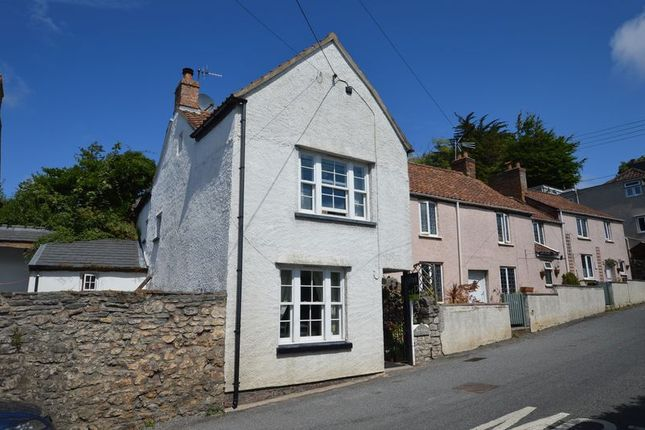 Thumbnail Cottage for sale in 2 Hutton Hill, Hutton, Weston-Super-Mare