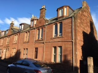 Thumbnail Flat to rent in Sidney Street, Arbroath